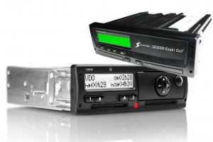 Digitale Tachograf