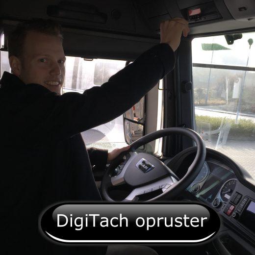 DigiTach opruster