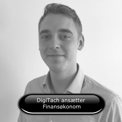DigiTach ansætter Finansøkonom